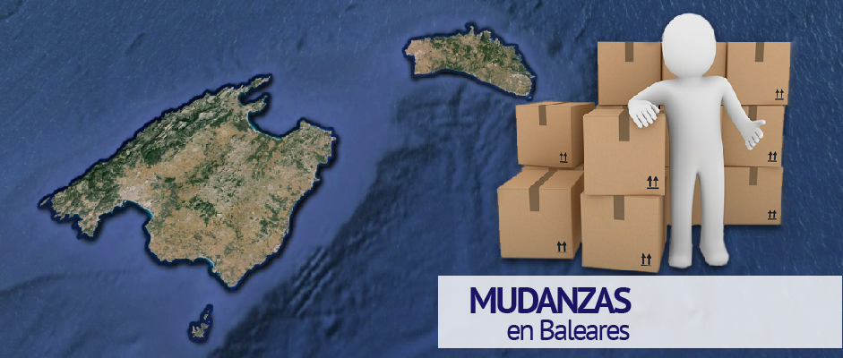 Mudanzas a Baleares - Mudanzas CA Mudanzas