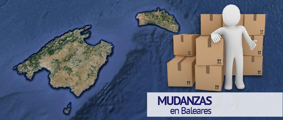 Mudanzas a Baleares - Mudanzas Alba Cárdenas