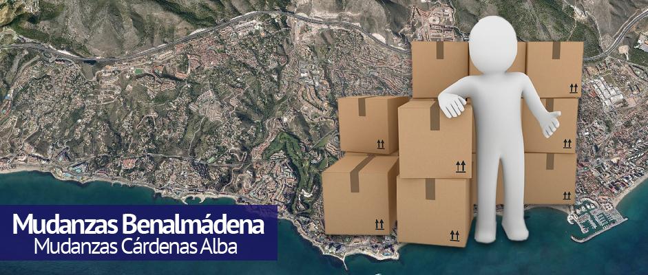 Mudanzas Benalmádena - Mudanzas Cárdenas Alba