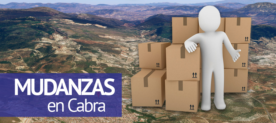 Mudanzas en Cabra - Mudanzas Cárdenas Alba
