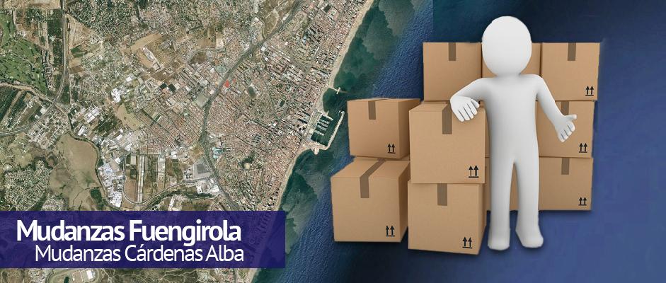 Mudanzas Fuengirola - Mudanzas Alba Cárdenas