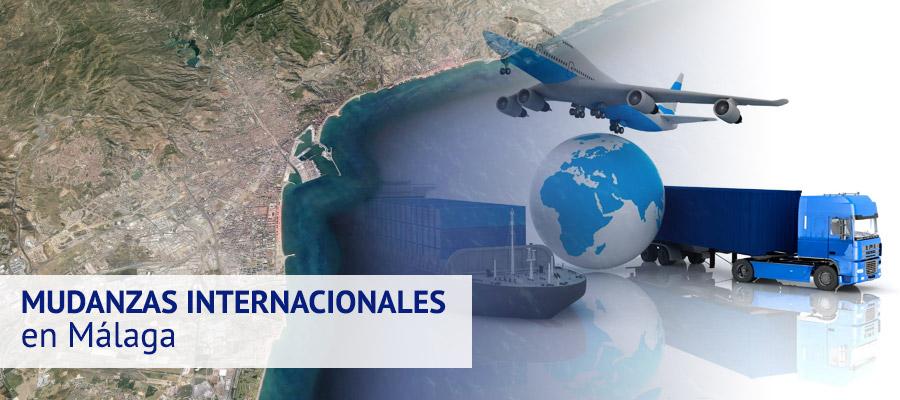 Mudanzas Internacionales Málaga - Mudanzas CA Mudanzas