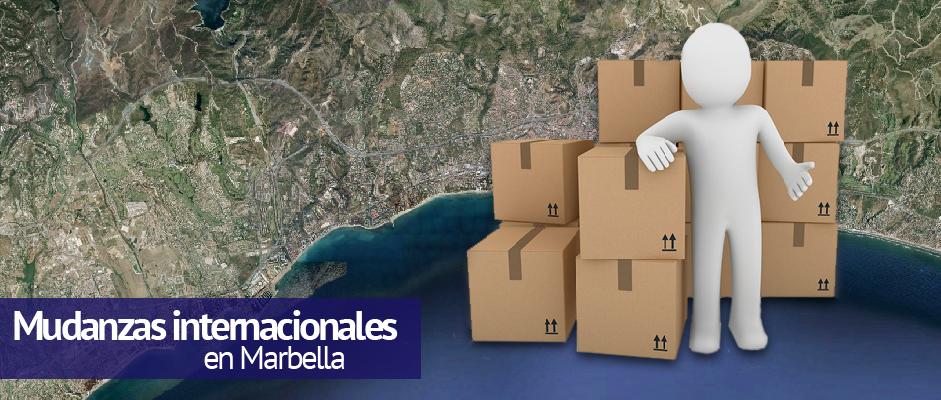 mudanzas internacionales marbella - Mudanzas CA Mudanzas