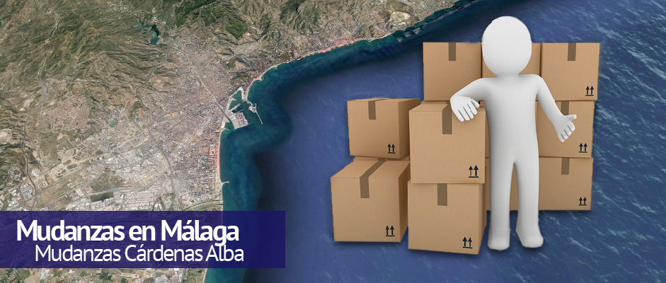 Mudanzas económicas en Málaga - Mudanzas Alba Cárdenas