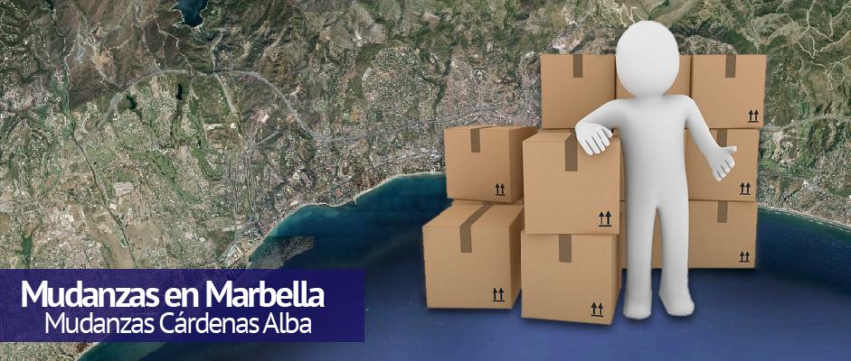 mudanzas en marbella - Mudanzas Alba Cárdenas