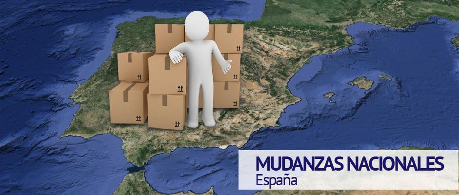 mudanzas nacionales España - Mudanzas CA Mudanzas