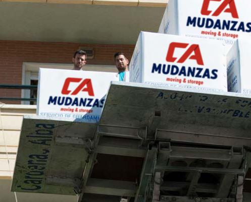 Mudanzas Baratas Aguilar de la Frontera - Mudanzas CA Mudanzas